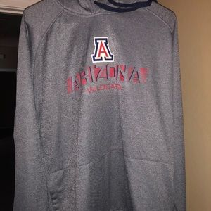 UofA sweatshirt